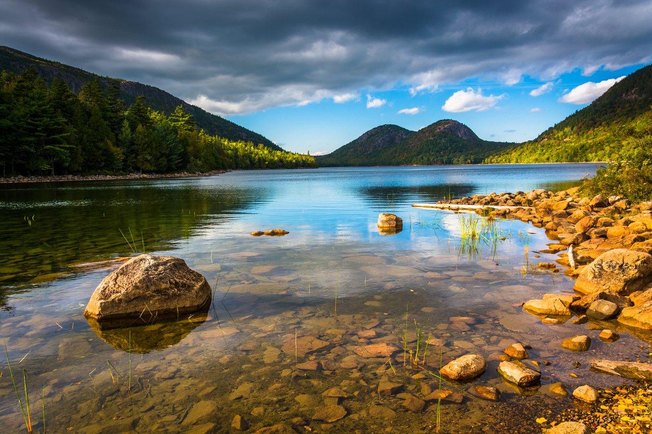 Acadia National Park Destination Parks