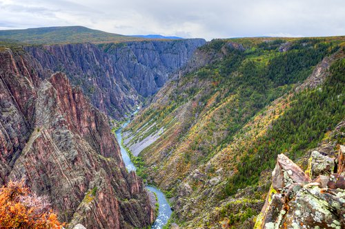 Black Canyon of the Gunnison National Park photo