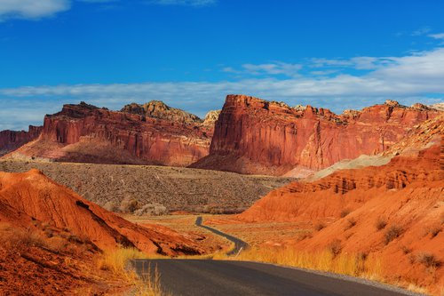 Capitol Reef National Park photo