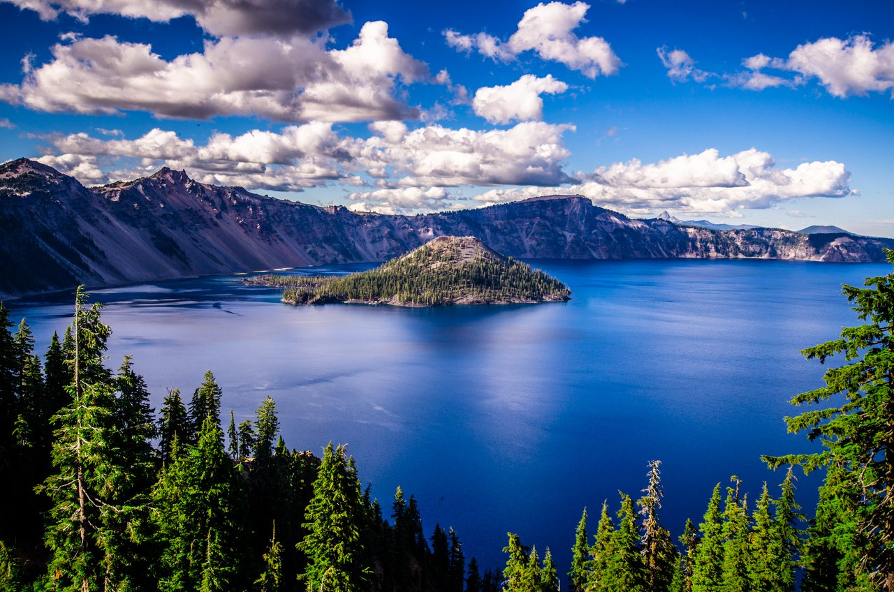 Crater Lake National Park photo