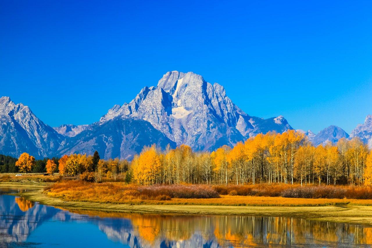 Grand Teton National Park Destination Parks