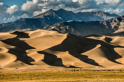Great Sand Dunes National Park and Preserve photo