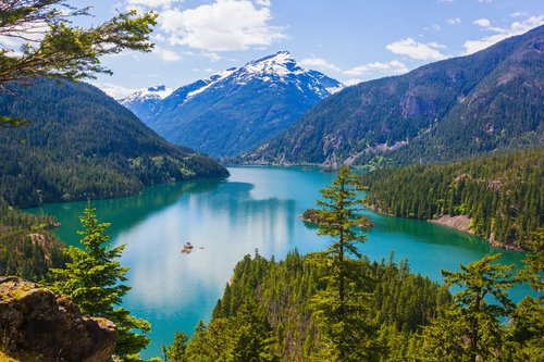 North Cascades National Park photo