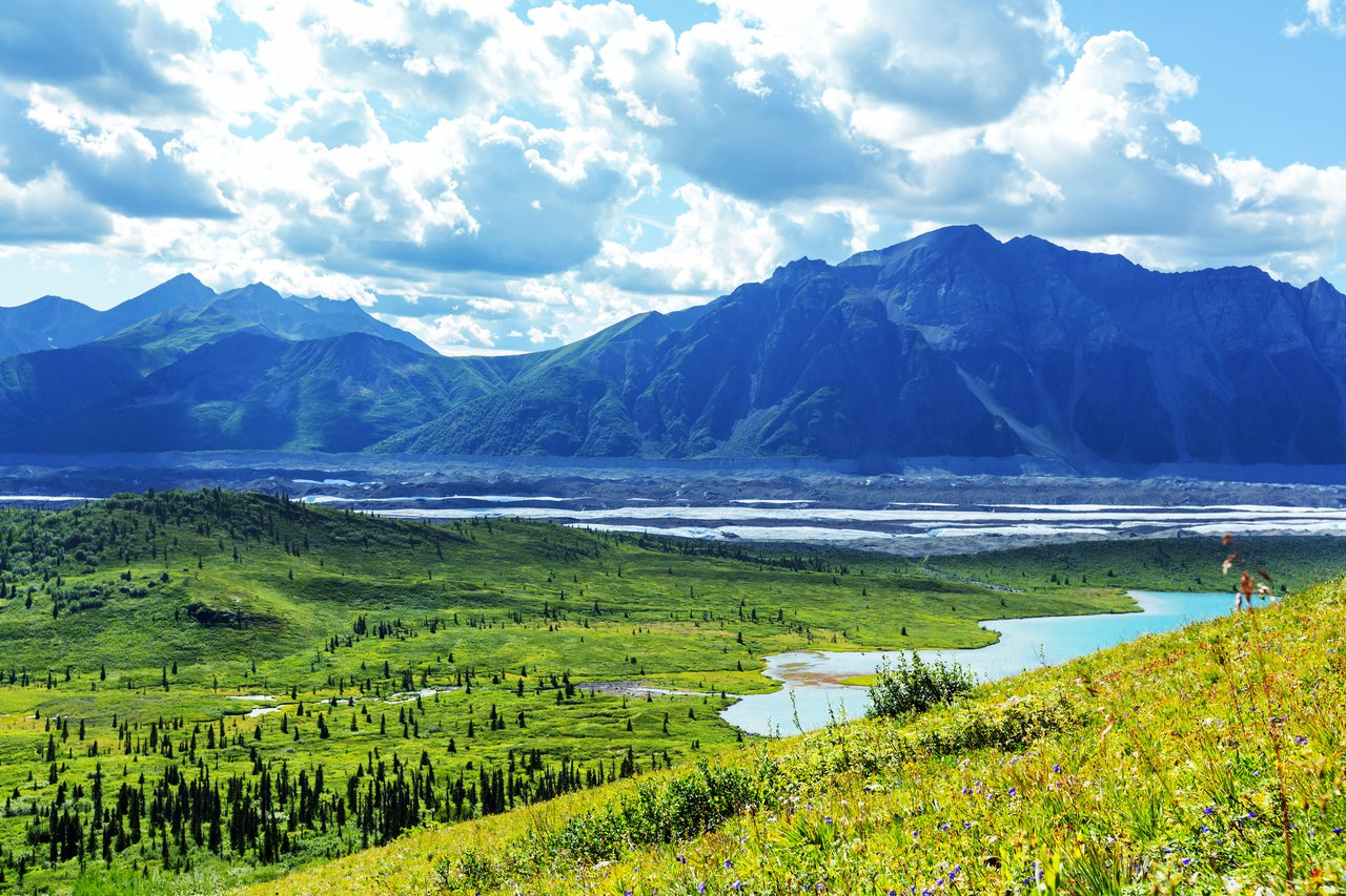 Wrangell St Elias National Park Preserve Destination Parks